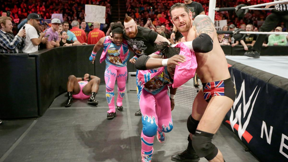 The New Day League Of Nations