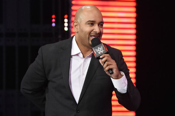 Jonathan Coachman RAW