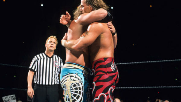 Mankind Shawn Michaels Mind Games