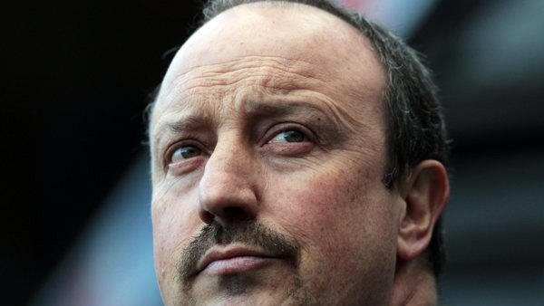rafa benitez st james park