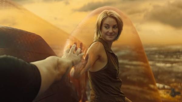 Allegiant Shailene Woodley