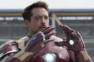 Captain America Civil War Underoos Iron Man