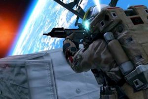 CoD Ghosts Space