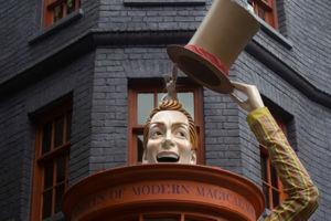 weasley hat harry potter orlando