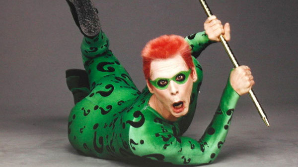Jim Carrey The Riddler