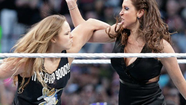 After WrestleMania, Ronda Rousey Should Be The Face Of WWE