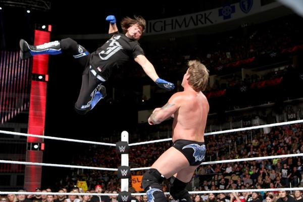 AJ Styles jericho