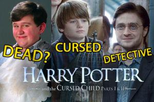 Harry Potter Cursed Child Header