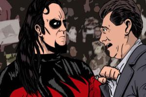 shocking wrestling plans