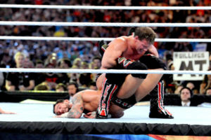 Chris Jericho vs. CM Punk - WrestleMania 28
