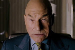 X-Men The Last Stand Professor X Patrick Stewart
