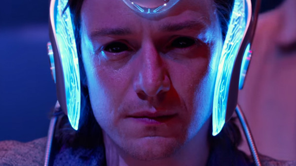 X-Men Apocalypse James McAvoy