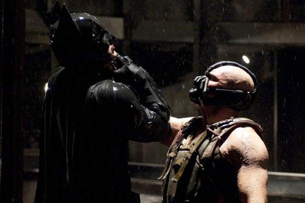 2. The Dark Knight Rises