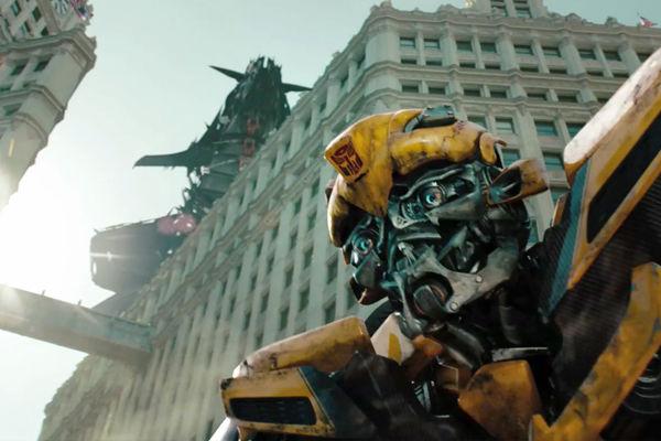 Transformers Dark Of The Moon Bumblebee