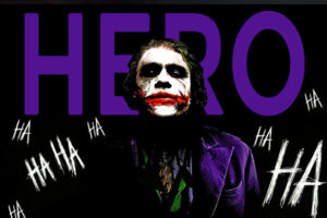 Joker Hero Theory