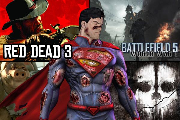 Rockstar/NetherRealm/DICE/Activision