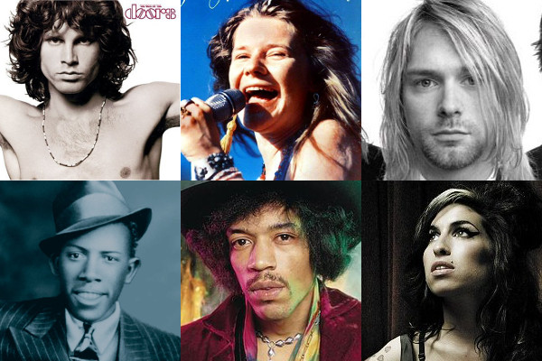 13 Greatest Albums To Come From The 27 Club