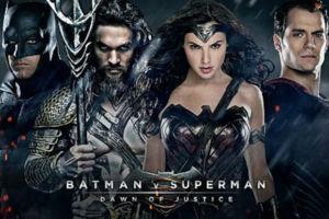 justice league batman superman
