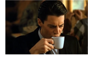 Twin Peaks Agent Cooper Coffee