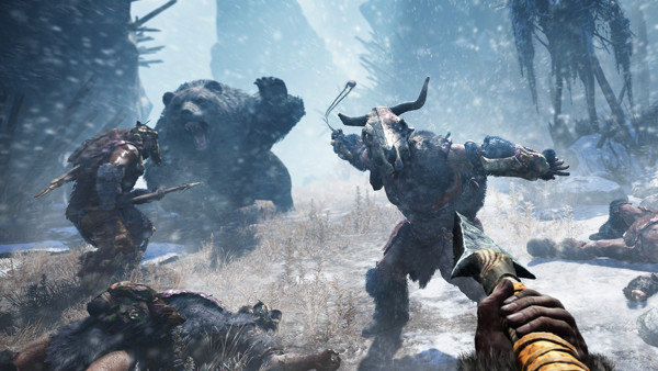 Far Cry Primal Exclusive Interview With Composer Jason Graves