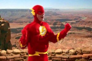 Sheldon The Big Bang Theory The Flash