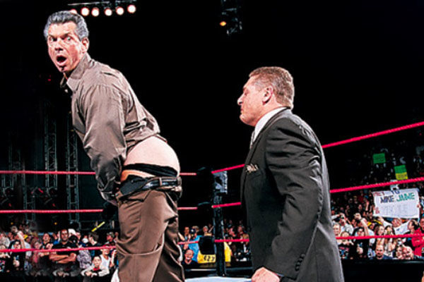 Vince McMahon, Title Matches, More