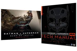 Batman V Superman Art Books