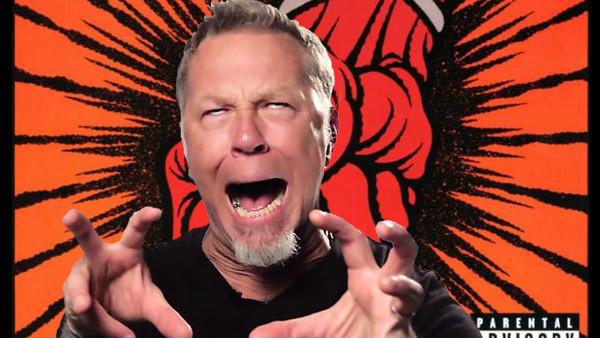 James Hetfield St Anger