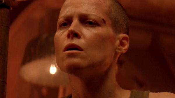 Sigourney Weaver Alien 3