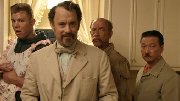 The Ladykillers Tom Hanks JK Simmons