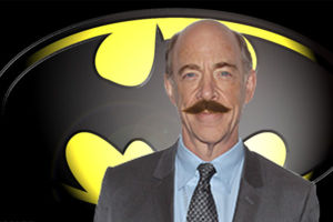JK Simmons Batman