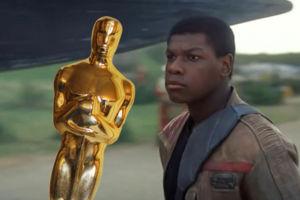 John Boyega Star Wars Oscar