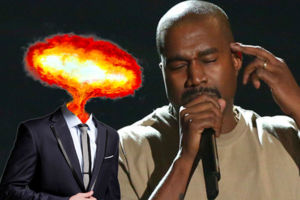 Kanye West Mind Blown