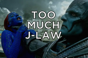 X-MEN apocalypse too much j-law