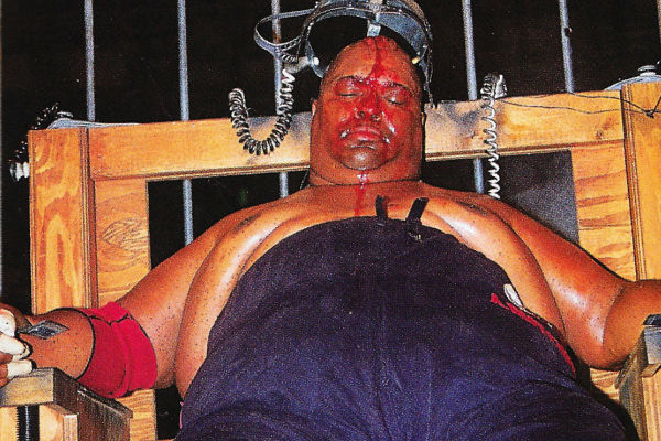 Image result for chamber of horrors wcw