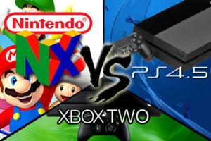 e3 2016 consoles
