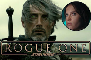 Mads Mikkelsen Rogue One Star Wars