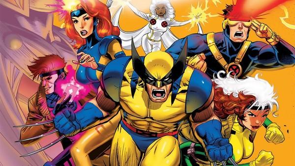 X Men Animated