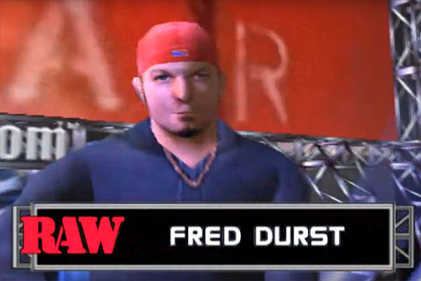 Fred Durst Smackdown Just Bring It