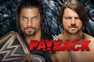 styles reigns payback