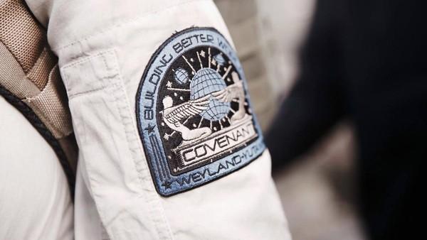 Alien Covenant Costume