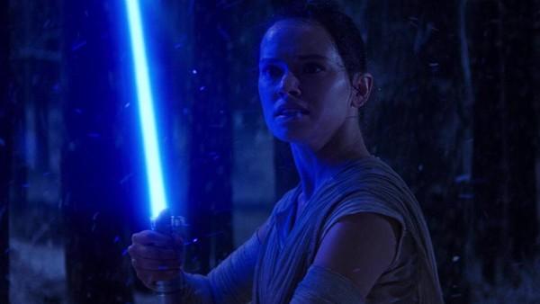 Star Wars The Force Awakens Rey