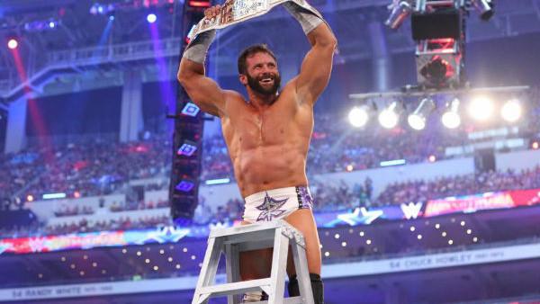 Baron Corbin WrestleMania 32