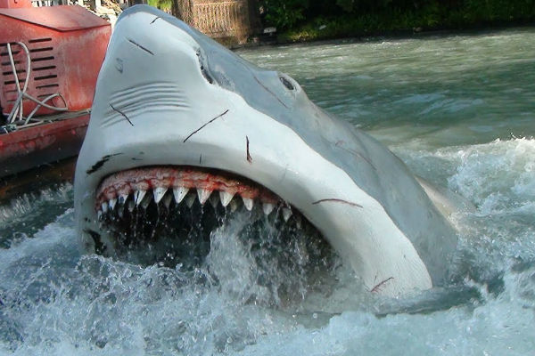 jaws universal ride