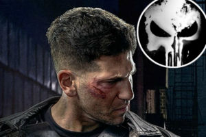 Daredevil The Punisher skull
