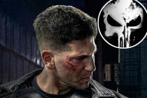 Daredevil The Punisher skull