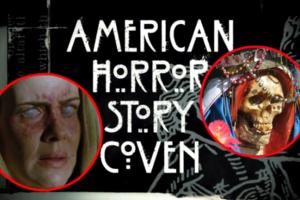 American Horror Story Coven Sarah Paulson