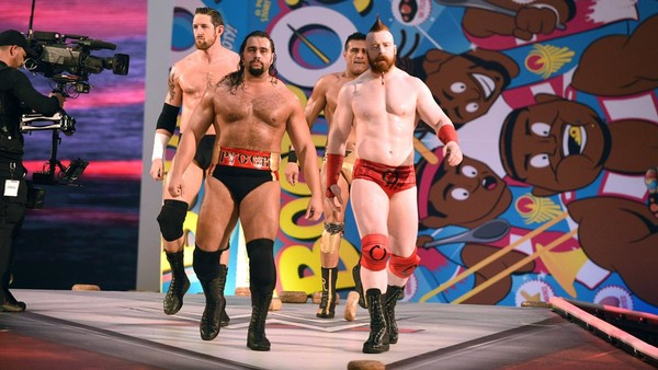Wwe Star Confirms End Of Faction