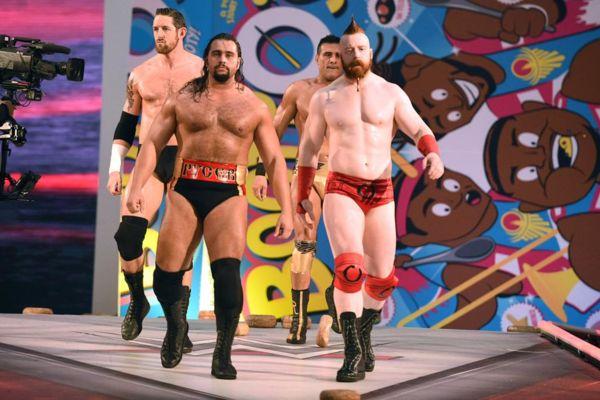 League Of Nations Finally Split On WWE SmackDown