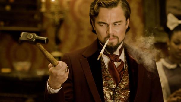 Calvin Candie Django Unchained Leonardo DiCaprio